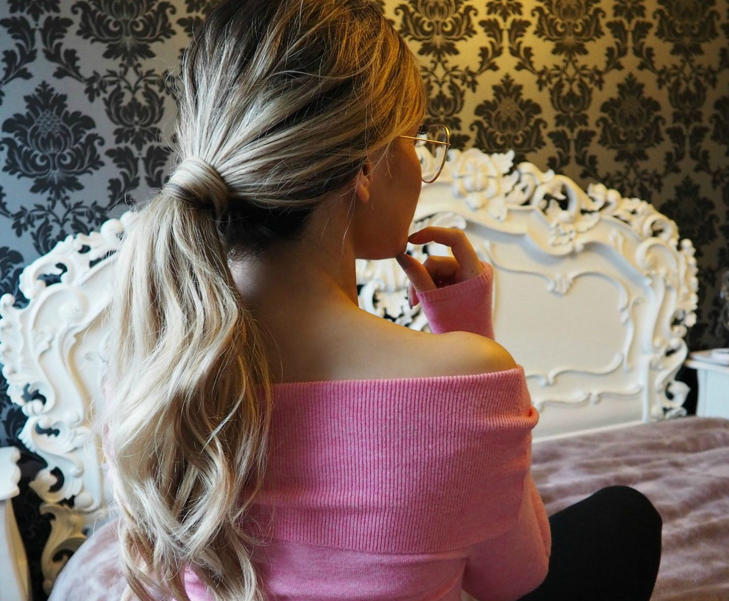 Ponytail Hairstyles for all Hair Types - Threads of love, Fashion Trends,  Clothes Styles, Portfolio, e magazine