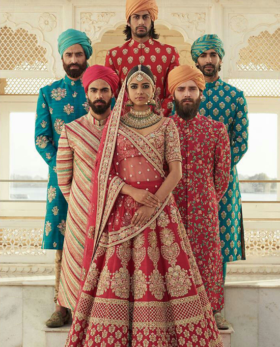 Sabyasachi Mukherjee Unveil The Winter Collection For All The Stylish Brides