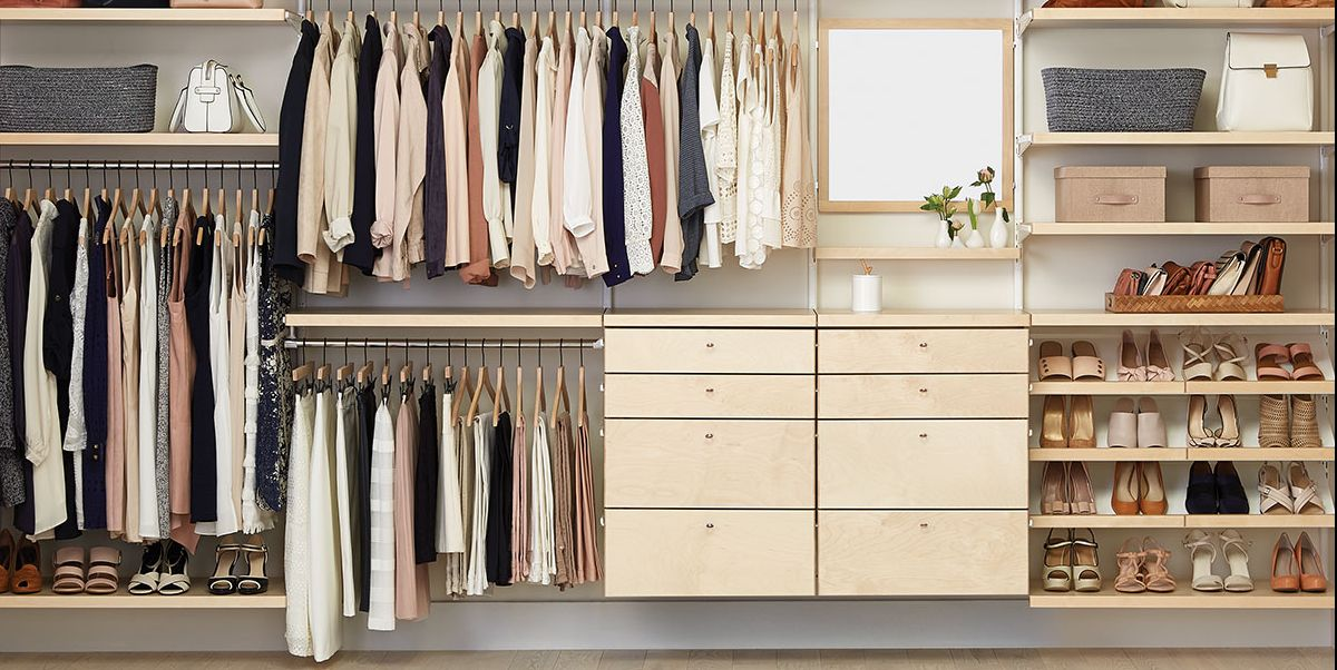 shrinking your closet