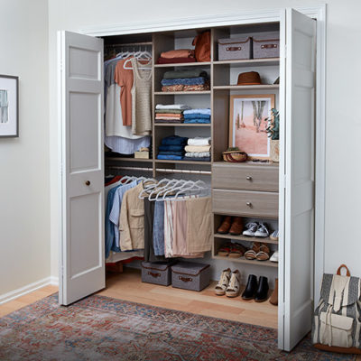 Self isolation - Time to shrink your closet